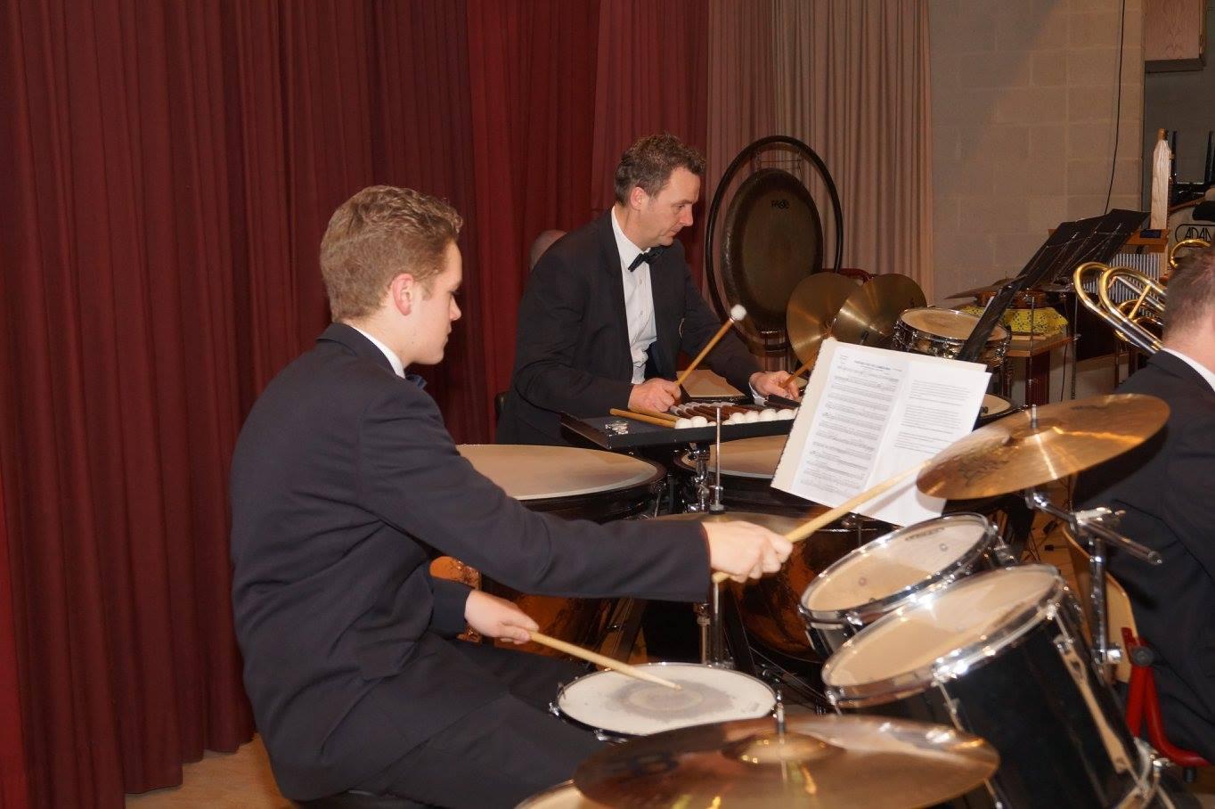 september concert voor gemengd koor